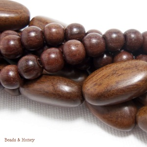 Magkuno Wood Beads Mix