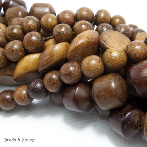 Robles Wood Bead Mix