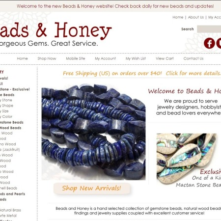 Beads and Honey Screenshot