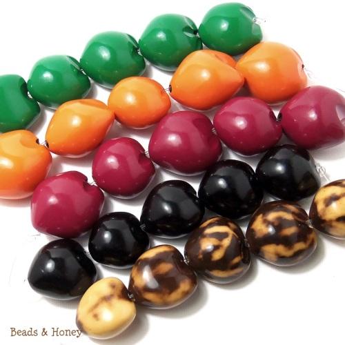 New Kukui Nut Beads