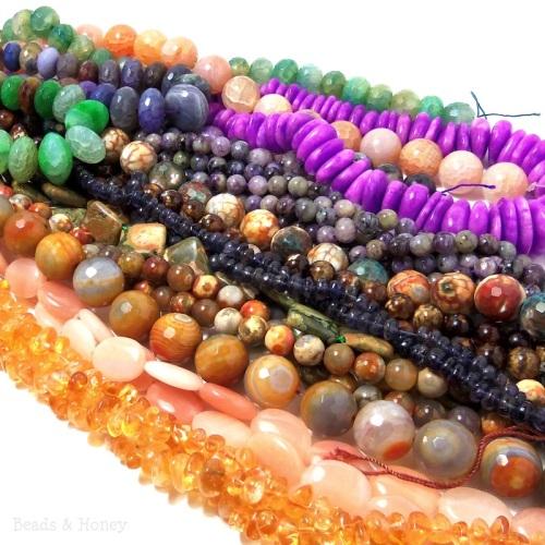 Gemstone Bead Mix