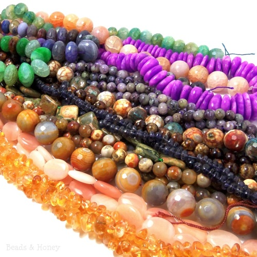 Gemstone Bead Mix
